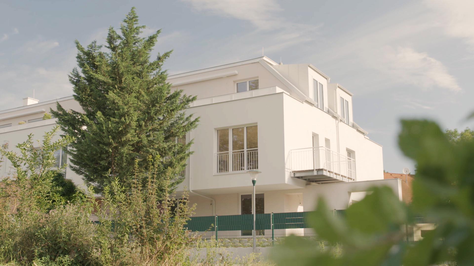 Flatshot Wohnbauprojekt Muenchendorf