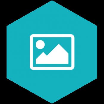 Flatshot Icon Foto